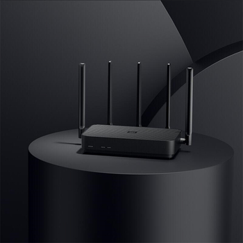 Xiaomi Router 4 Pro Gigabit 2.4 G/5.0 GHz Dual-Band 1317Mbps WiFi Repeater 128MB 5 Gain Antene mai Larg IPv6 Router Wireless Inteligent