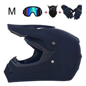 Moda Unisex Motocicleta Casca Mountain Bike Scuter ATV Alpin Off-Road 270E