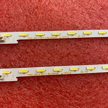 LED backlight stirp(2) pentru KD-49XF7003 KD-49XE7002 KD-49XE7093 KD-49XF7073 KDL-49W660E KD-49X720E 4-690-561 4-725-887 4-595-781