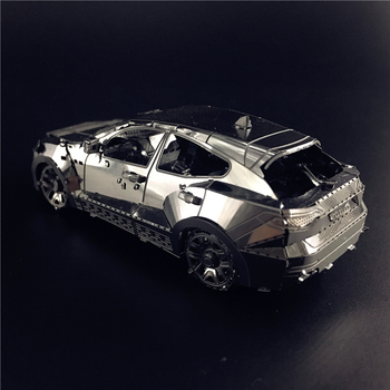 MMZ MODEL NANYUAN 3D Metal kit model MSL 3.0 T vehicul Off-road de Asamblare Model 3D DIY Tăiat cu Laser Model de puzzle jucării pentru adulți
