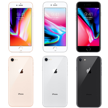 IPhone 8 Celulares 64GB/256GB Hexa-core IOS 3D Touch ID Aplle telefon 12.0 MP Camera 4.7 Amprenta NFC Mobil Celular Smartphone