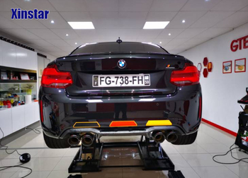 1set M Performance caroserie Decorare Autocolant Pentru BMW M2