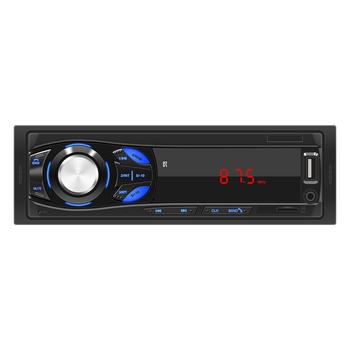 Bluetooth Autoradio Masina Stereo Radio FM Aux de Intrare Receptor YD1028 SD USB 12V In bord 1 din Masina MP3 Player Multimedia