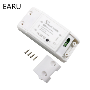 Smart Home Casa Wireless Wifi Remote Switch Întrerupător Domotic Lumină LED-uri Controler Modul Alexa Google Acasa Smartlife Tuya APP